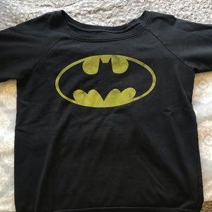 Black Batman sweater